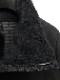 D.HYGEN・ディーハイゲン/ジュート×コットンミリタリーツイル ハイネックコート/BLACK