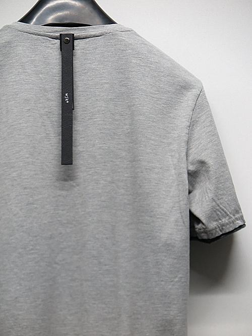 wjk・ダブルジェイケイ/denim pocket-T/t.gray
