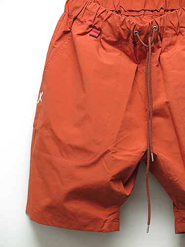 SALE50%OFF/DECOY&CO.・デコイアンドシーオー/DECOY Short Pants/オレンジ.
