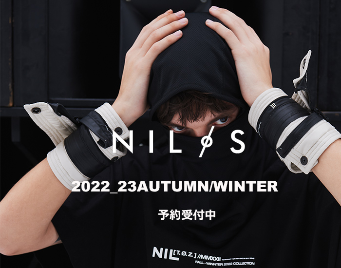NIL/S・ニルズ2021AW
