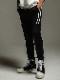 (予約品)1月入荷/22TH RESOUND CLOTHING・リサウンドクロージング/TIGHT TAPERD TYLER LINE PANTS/BLACK