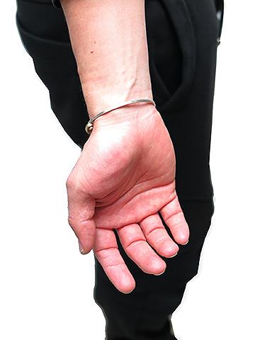 SALE60%OFF/DIET BUTCHER SLIM SKIN・BEAT BITER BANGLE・SLVxBRASS.