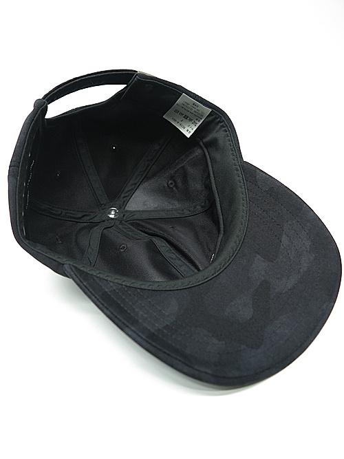 19TH RESOUND CLOTHING・リサウンドクロージング/ID ROGO CAMO low cap/BLACK