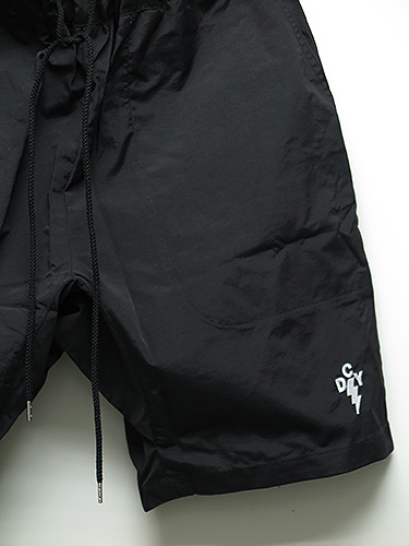 SALE50%OFF/DECOY&CO.・デコイアンドシーオー/DECOY Short Pants/ブラック.