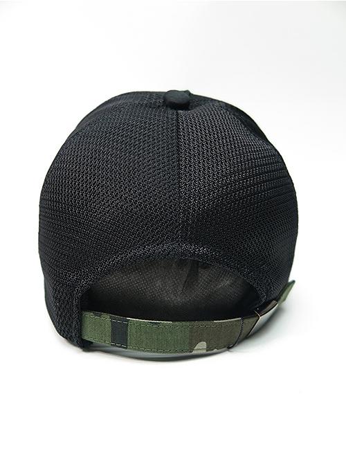 wjk・ダブルジェイケイ/emblem B.B.CAP/black x camo