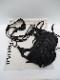 KMRii・ケムリ/Goat Leather Jet Holster 05/BLACK
