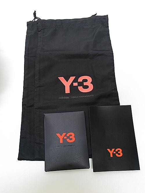 Y-3・ワイスリー/Y-3 YOHJI STAR/BLACK
