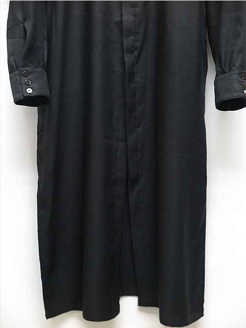 SALE40%OFF/kujaku・クジャク・jinchoge shirt/BLK.