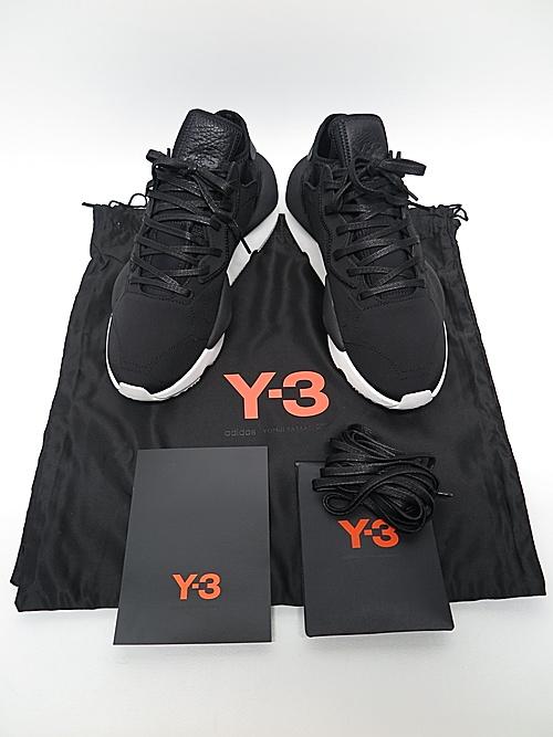 Y-3・ワイスリー/Y-3 KAIWA/BLACK