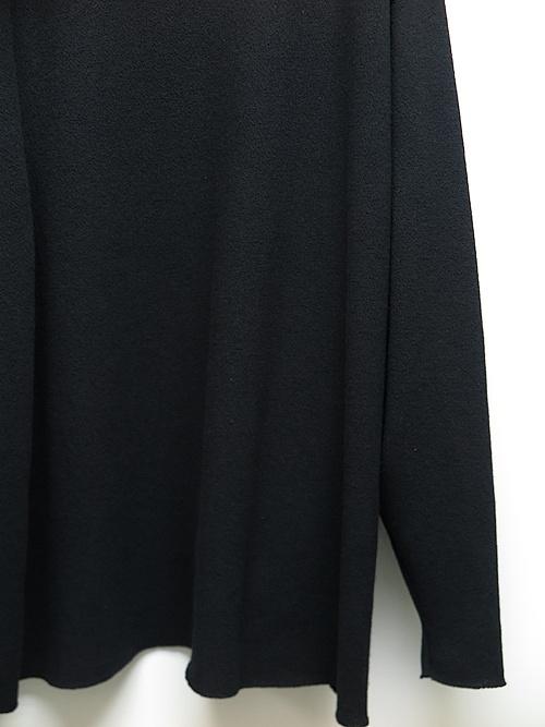 kujaku・クジャク/kosumosu pullover/BLK.