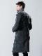 wjk・ダブルジェイケイ/chesterfield coat/t.gray