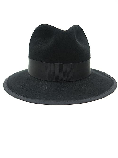 RESOUND CLOTHING・リサウンドクロージング/Stevie rabbit hat /BLK.