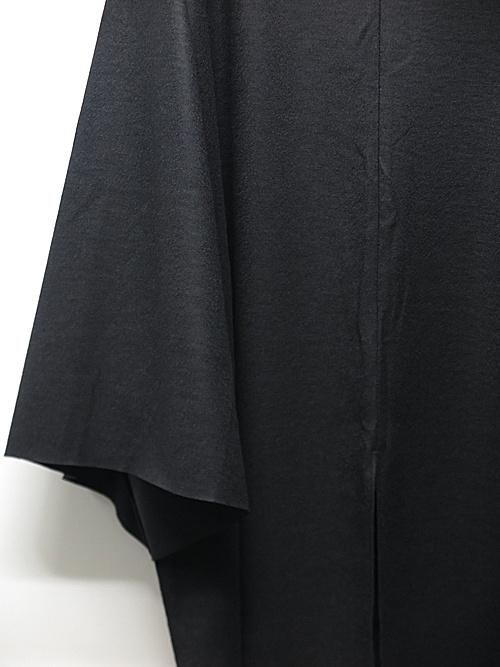 kujaku・クジャク/wool ominaeshi pullover/ black