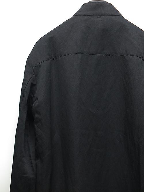 kujaku・クジャク・mizokakushi shirt/BLK.