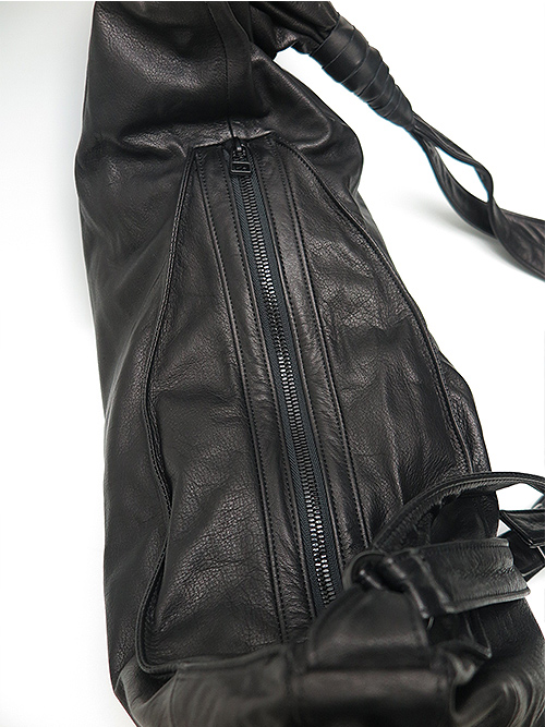 T.A.S・ティーエーエス/COW LEATHER ANATOMICAL 2WAY BAG