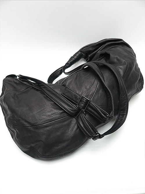 T.A.S・ティーエーエス/COW LEATHER ANATOMICAL 2WAY BAG.
