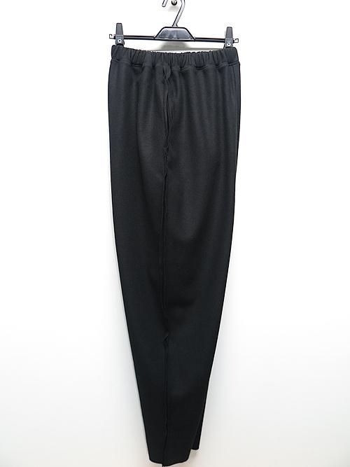 kujaku・クジャク/shakunage pants/BLK
