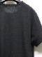 kiryuyrik・キリュウキリュウ/TENJIKU ShadowROSE Print DropShoulderT-Shirts/Black