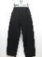 SALE40%OFF/Ground Y・グラウンドワイ/Cotton canvas Slim painter pants/BLACK.
