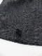 wjk・ダブルジェイケイ/simple knit cap/charcoal gray