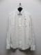 wjk・ダブルジェイケイ/flannel shirt(heart)/WHT