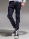 (予約品)8月入荷/RESOUND CLOTHING・リサウンドクロージング/regular taperd MICK DENIM JERSEY/INDO/W