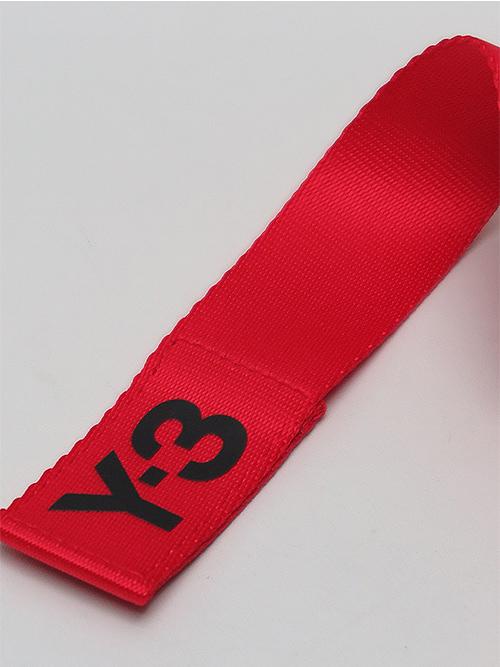 Y-3・ワイスリー・Y-3 BELT・レッド