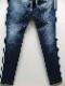RESOUND CLOTHING・リサウンドクロージング/EX denim jersey  line PT/DIND