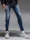 (予約品)8月入荷/RESOUND CLOTHING・リサウンドクロージング/EX denim jersey  line PT/DIND