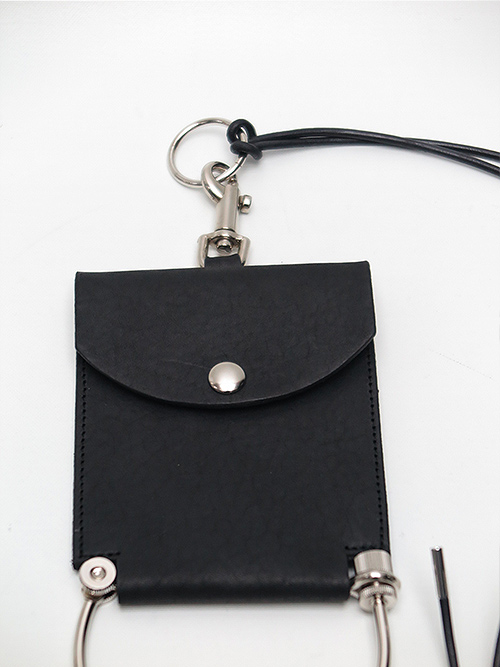 SALE30%OFF/T.A.S・ティーエーエス/KEYRING NECK PORCH.