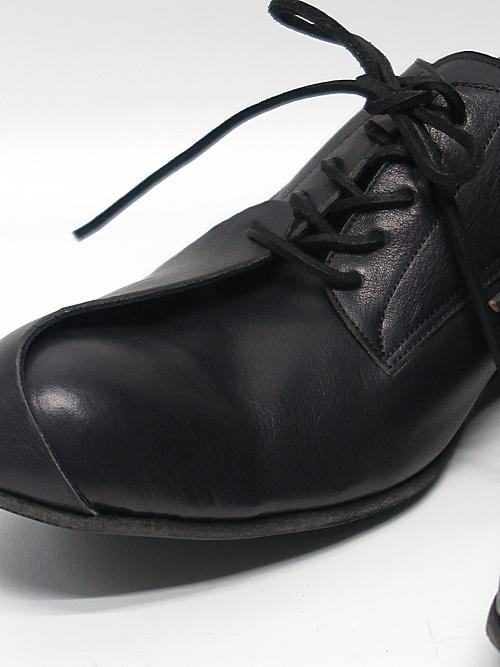 nude:masahiko maruyama ・ヌード:マサヒコマルヤマ/Leather Shoes/BLK