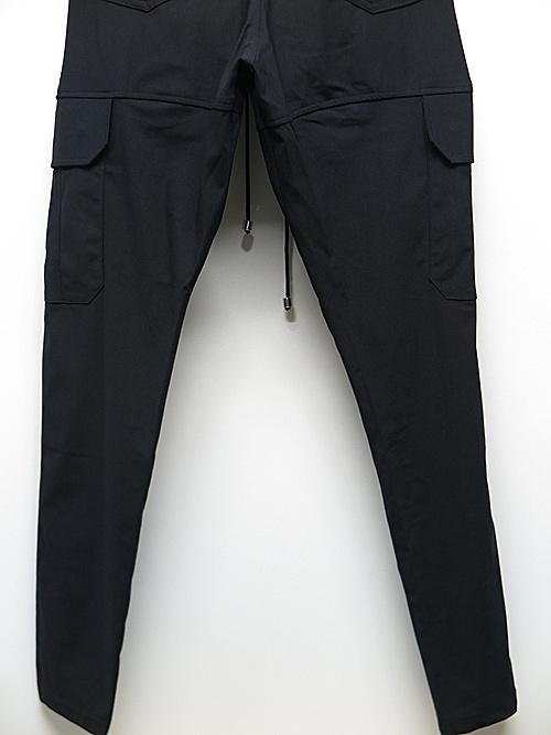 RESOUND CLOTHING・リサウンドクロージング/HV NYLON Darrell cargo PT/BKCAMO