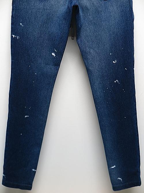 RESOUND CLOTHING・リサウンドクロージング/EX denim jersey  EDGE PT/DIND