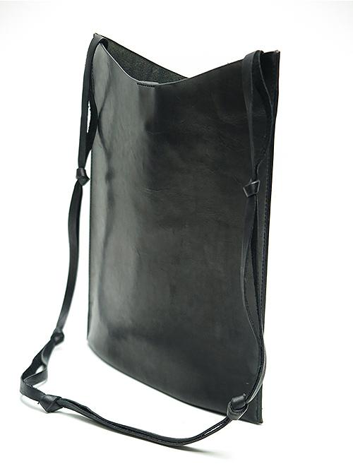 T.A.S・ティーエーエス/TANGLED STRAP SHOULDER BAG