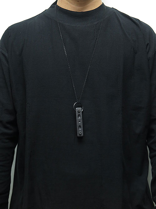 T.A.S・ティーエーエス/INDUSTRIAL GOODS NECKLACE.