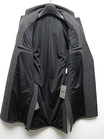 SALE60%OFF/SUMRUFF(サムラフ)ジャガードカモロングジャケット・グレーピンク.
