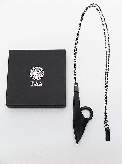 T.A.S・ティーエーエス/SHEATH NECKLACE
