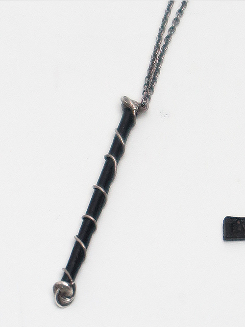 T.A.S・ティーエーエス/ENTWINED NECKLACE.