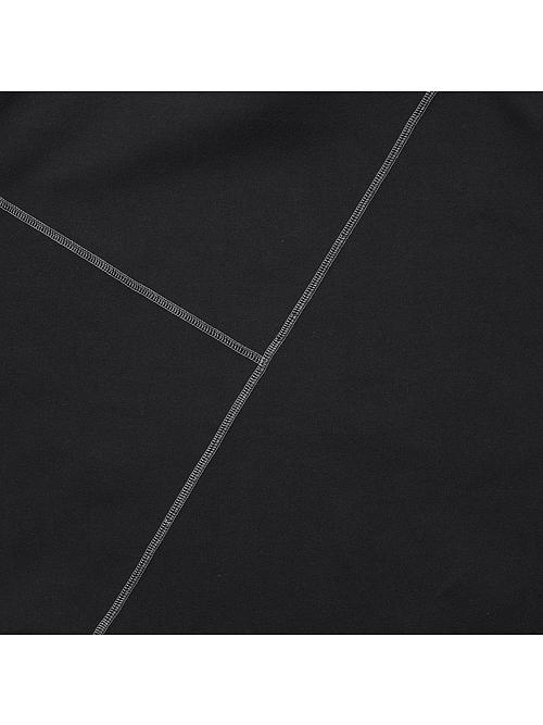 RIPVANWINKLE・リップヴァンウィンクル/ベアティカル サーモライト DIVER HOODIE/BLACK