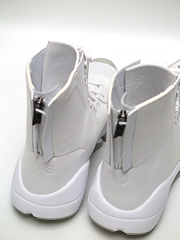 SALE40%OFF/ Y-3・ワイスリー/Y3-A16-0000-205Y-3 FUTURE ZIP HIGH/WHT.