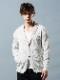 (予約品)1月入荷予定/wjk・ダブルジェイケイ/shawl collar cardigan/white used