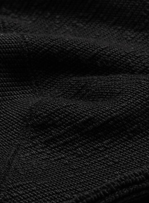 The Viridi-anne・ザ ヴィリディアン/片面ヘビーパイル ビーニー/BLACK