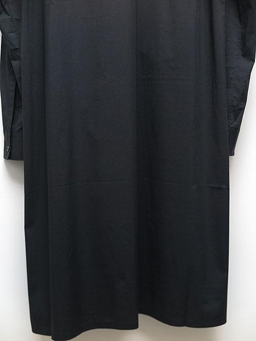 Y-3・ワイスリー/Y3-A20-0000-017/M CL LONG SHIRT/BLACK