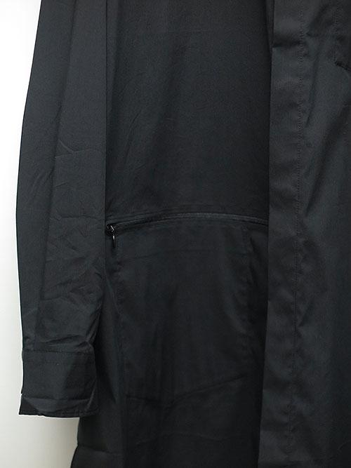Y-3・ワイスリー/Y3-A20-0000-017/M CL LONG SHIRT/BLACK.