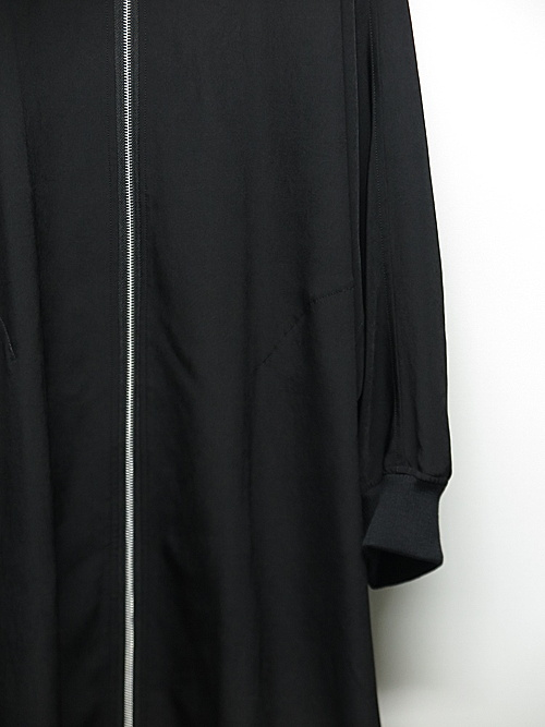 Ground Y・グラウンドワイ/T/A vintage decyne Dolman sleeve rib /BLK