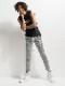 (予約品)6月入荷/20TH RESOUND CLOTHING・リサウンドクロージング/SUPER TIGHT TAPERD Audio PANTS/GREY