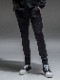 (予約品)9月入荷/RESOUND CLOTHING・リサウンドクロージング/TIGHT TAPERD Rachel PT/BLACK