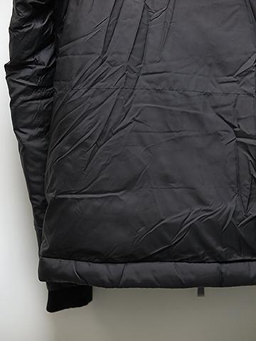 SALE60%OFF/LEON LOUIS(レオンルイス )MASK PUFFER JACKET・ブラック.