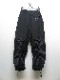 NIL/S・ニルズ/PL/CO TWILL TROUSERS FOR MALE/BLACK