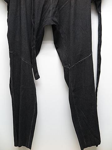 SALE60%OFF/LEON LOUIS(レオンルイス )EXTEND STRING PANTS・ブラック.
